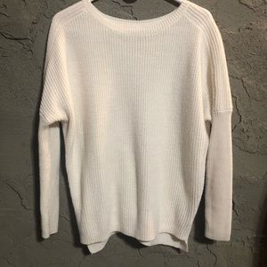 Slouchy, soft and thick sweater